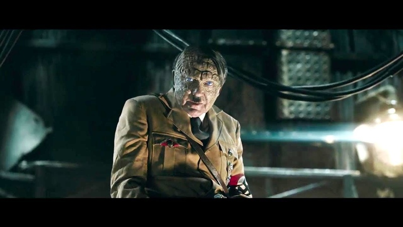 Udo Kier as Adolf Hitler IRON SKY 2 The Coming Race