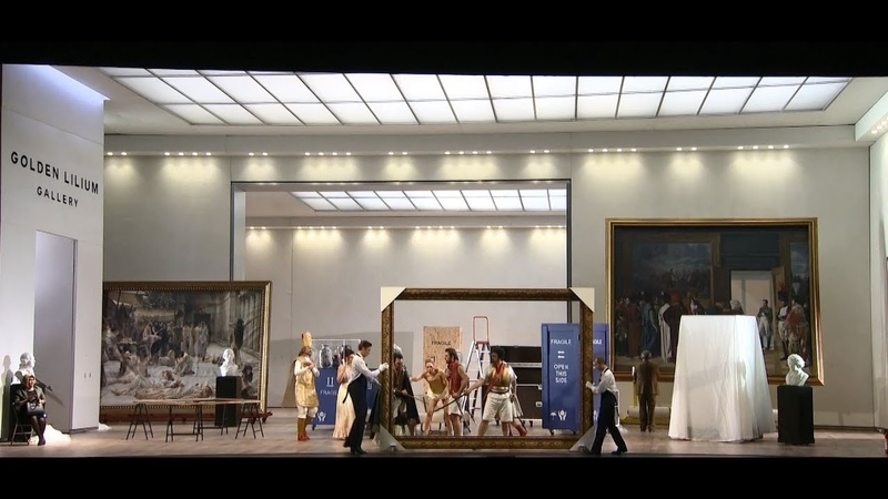 "«Путешествие в Реймс» – премьера!""Il Viaggio a Reims"" – premiere!"