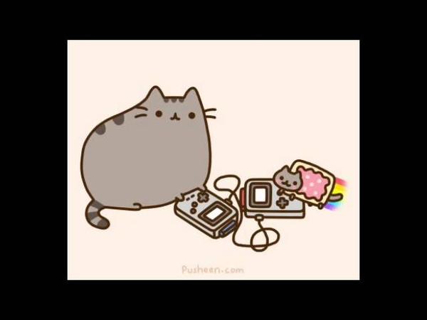 Pusheen the Cat WEEK Ep 3