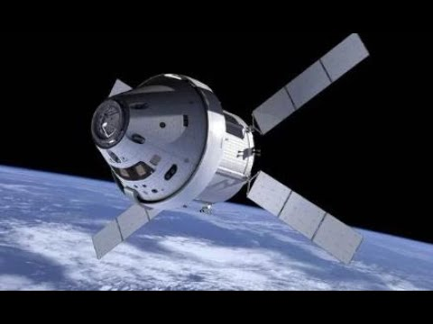 Lockheed Martin Prime Contractor for Orion Spacecraft