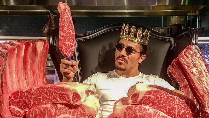 SALT BAE: THE MEAT KING!