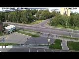Правды ул. - Промышленная ул. с Мой Дом [29-08-2018] 15.52-15.57