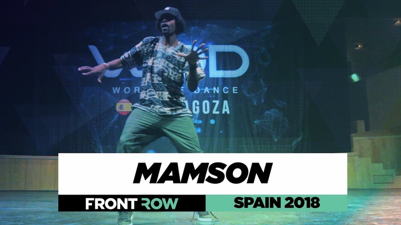 MAMSON | FrontRow | World of Dance Spain Qualifier 2018 | WODSP18