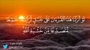 الشيخ نبيل العوضي بتلاوة خاشعة ومؤثرة جدا
