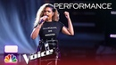 JHud Sings Powerful Anthem I'll Fight - The Voice 2018 Live Semi-Final, Top 8 Eliminations