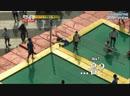 Ли Джун Шпагат в воздухе