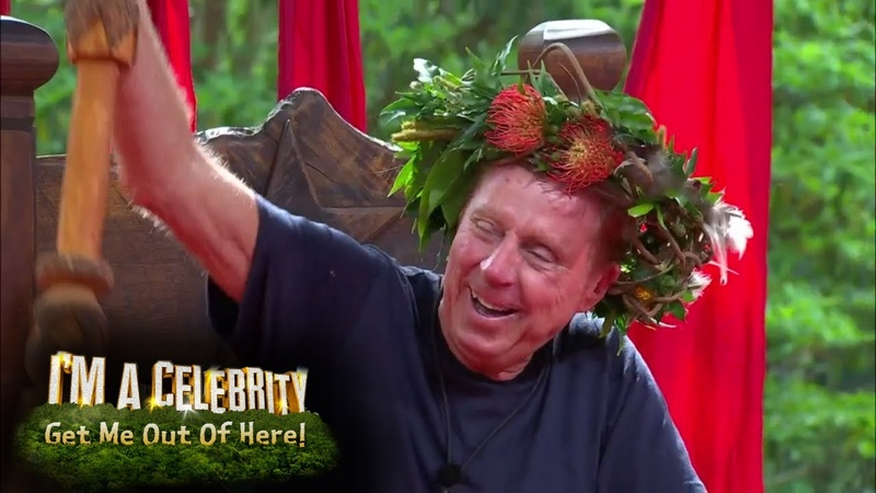 Harry Redknapp Is Your King of the Jungle! | Im a Celebrity... Get Me Out of Here!