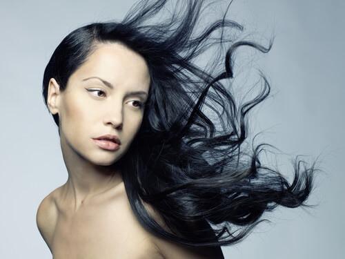 Какой цвет волос в моде 2019 - 2020: иссиня-черный, рыжий меланж и платина