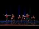 Номер На досуге Выступление на всероссийском конкурсе танца Юный Танцор. 14 октября 2018год