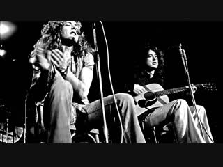 Led Zeppelin - Babe Im Gonna Leave You Anne Bredon (Danish TV 1969)
