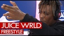 Juice WRLD freestyle spits fire OVER AN HOUR Westwood 4K