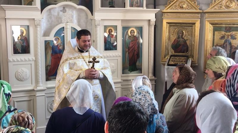 Воскресная проповедь о Алексия 19 08 2018