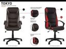 Обзор и сборка кресла Nowy Styl Anyfix CH ECO 30 ECO 70 черно серый за 100$