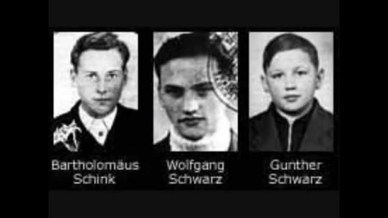 1943 г. - «An Rheun Und Ruhr marschieren Wir»