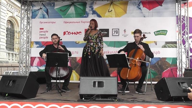 Cello Duo feat. Marina Maslova_Love Theme from Romeo and Juliette