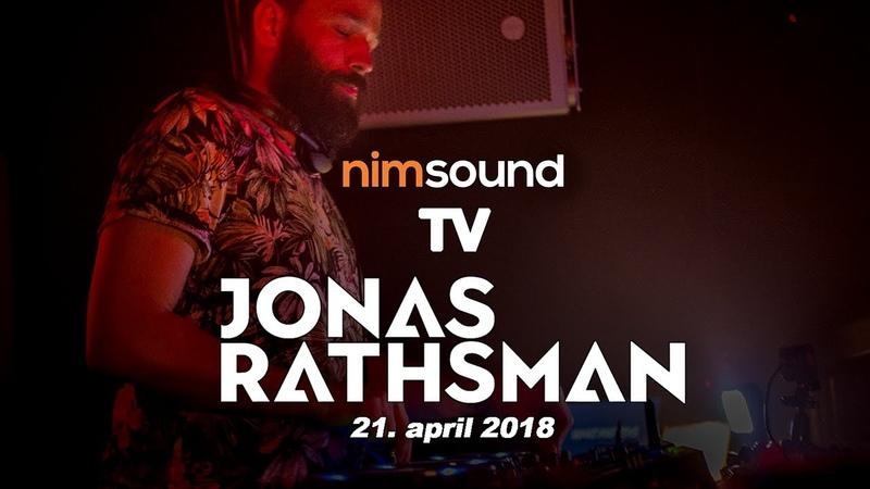 Jonas Rathsman - Live @ Culture Box [21.04.2018]