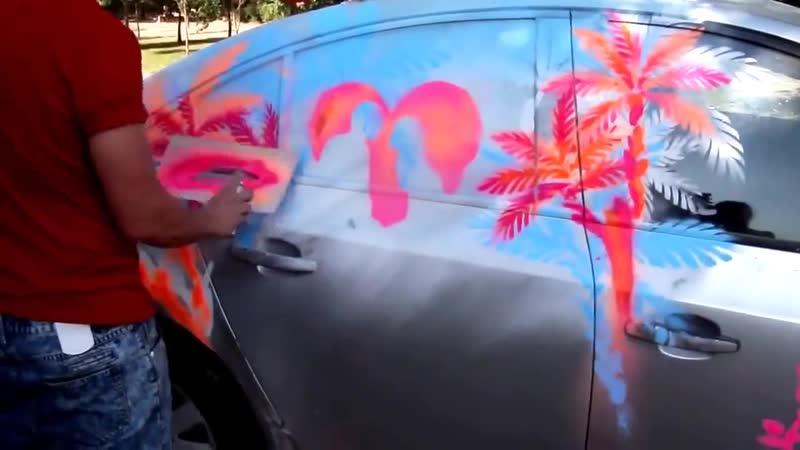 Тоска по Мальдивам) Holiday Paint смываемые водой краски
