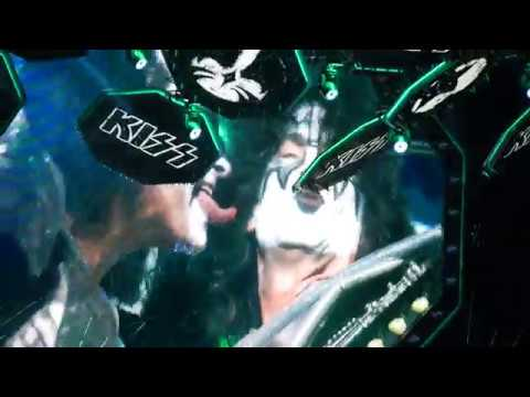 KISS - Cold Gin (Moscow 2019)