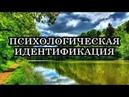 ПСИХОЛОГИЧЕСКАЯ ИДЕНТИФИКАЦИЯ. Экхарт Толле