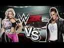 WWE 2K15 Elimination Chamber Наталья против тамины снуки за женское чемпионство прохождение