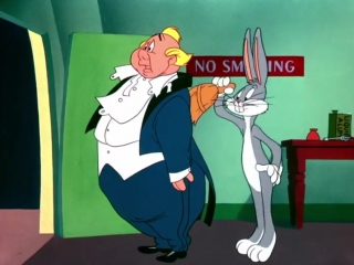Looney Tunes (Bugs Bunny) -  Long-Haired Hare (Audio Latino)