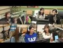 180821 Red Velvet @ KBS-R Cool FM Lee Soo Ji Gayo Plaza
