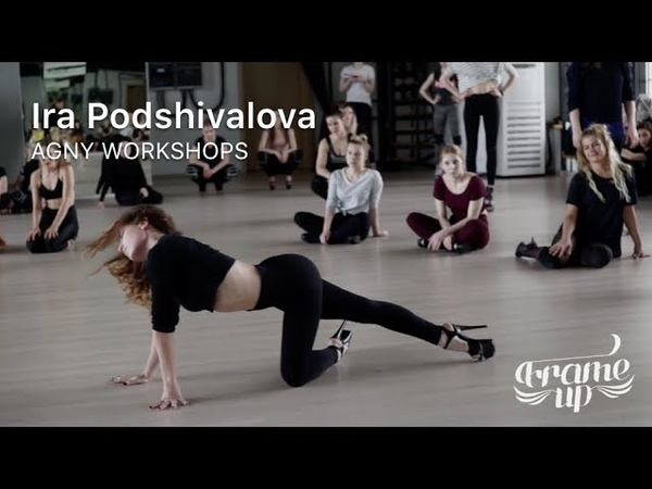 Ира Подшивалова на AGNY WORKSHOPS June 2017 Ira Podshivalova Mainwood