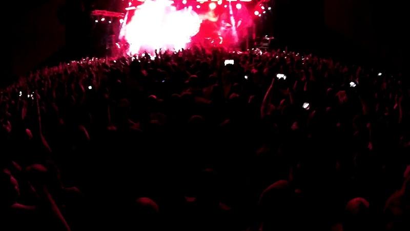 LIMP BIZKIT Sucks Money Tour 16/11/2015 Krasnoyarsk (атмосфера в фанке)