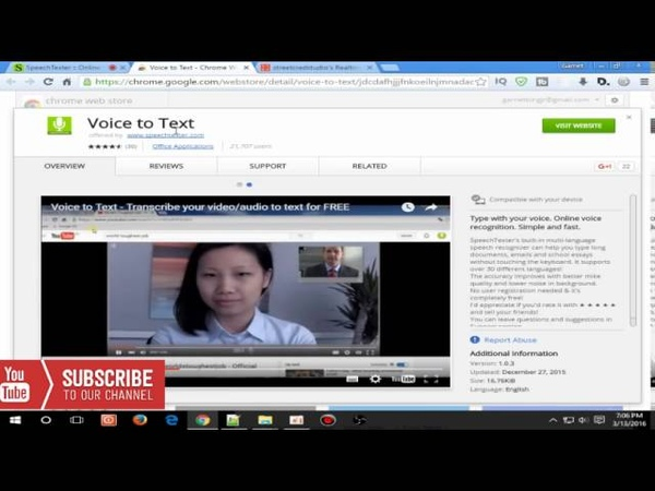 This can Make You Money - Transcribe Any Video Audio to Text