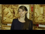 Телесюжет на КТВ8 об открытии выставки