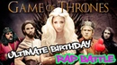 Game Of Thrones Ultimate Birthday Rap Battle featuring Taryn Southern ORIGINAL