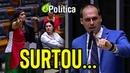 Representantes de Palestina enlouquece com discurso de Eduardo Bolsonaro