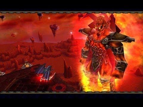 Развлекаемся за Демонов в Земли Бога Warcraft