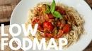 Vegan Spaghetti Bolgnaise   LOW FODMAP   The Happy Pear