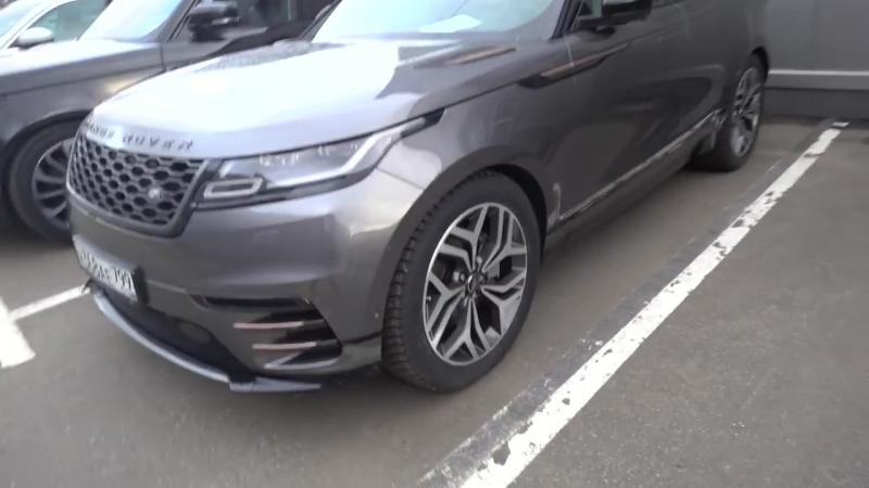 [Wylsacom] Распаковка Range Rover Velar feat. Sony Rx0