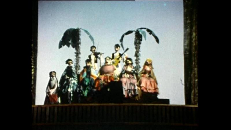 Необыкновенный концерт.1972. Режиссер С.Образцов и С.Самодур