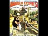 Anadolu Ekspresi (1973) - Türk Filmi (Kadir İnanır _ Semra Özdamar)