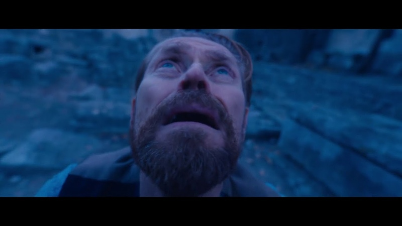 At eternity's gate Ван Гог На пороге вечности 2018 русский трейлер
