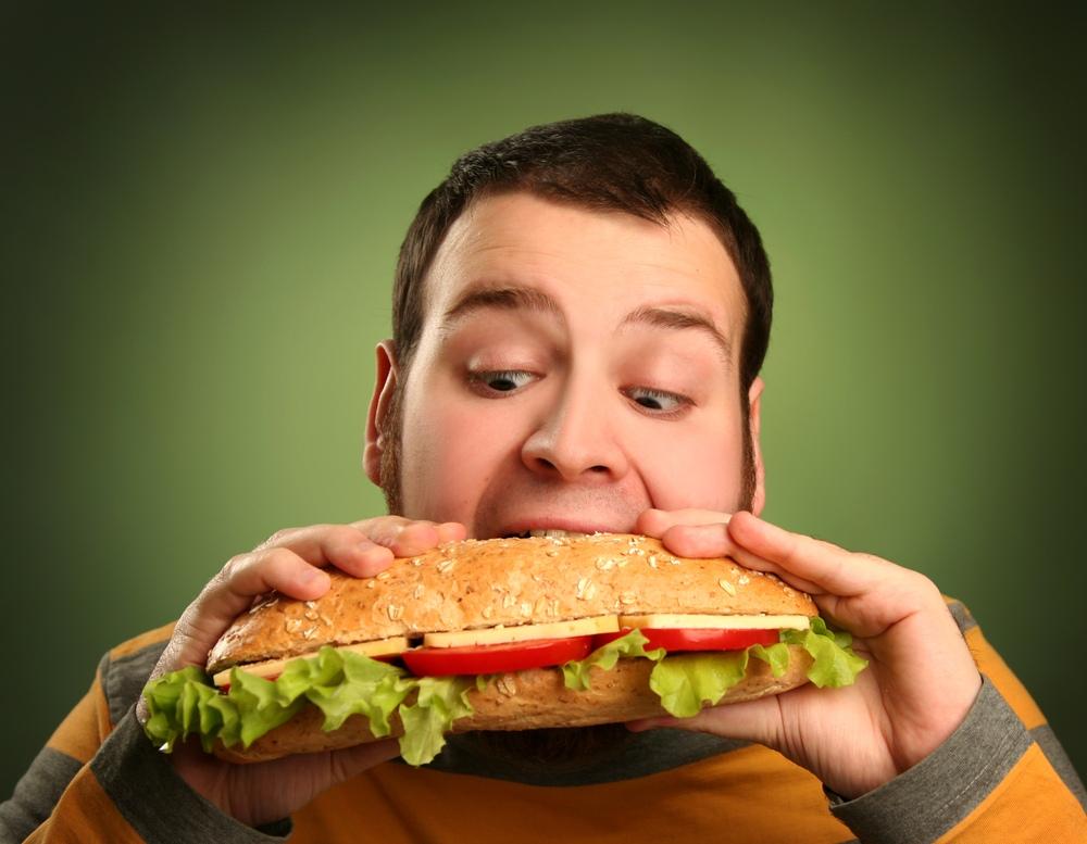 Сильнейшее ожирение