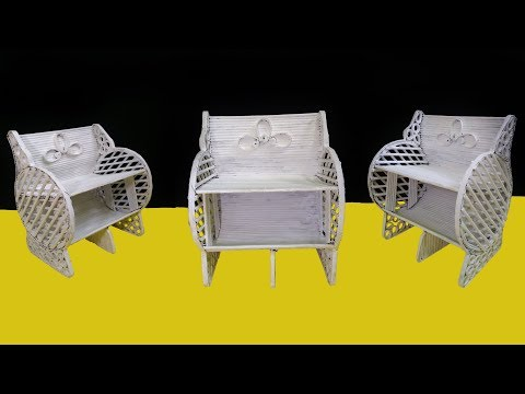 Unique ideas Using Newspaper | Multi purpose Tiny Shelf/Rack Making | Best out of waste