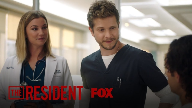 Conrad Nic Question An Interesting Patient Season 2 Ep 4 THE RESIDENT