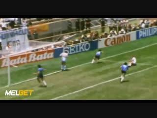 ● Диего Марадона | Топ-10 голов | Лучшие финты