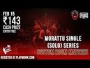 PUBG Mobile Tamil Live Playmonk Murattu Single Prize Money SOLO Advanced Custom Room Matches