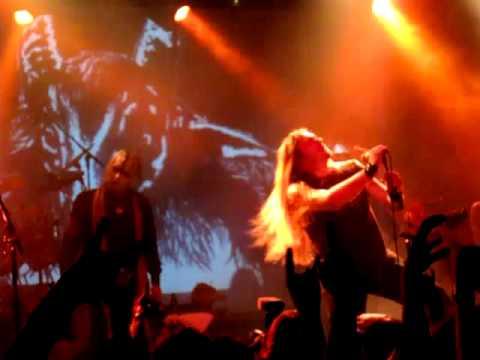 Enslaved Nocturno Culto, Attila Csihar, L.G. Petrov - Call From The Grave - Hole in the Sky 2009