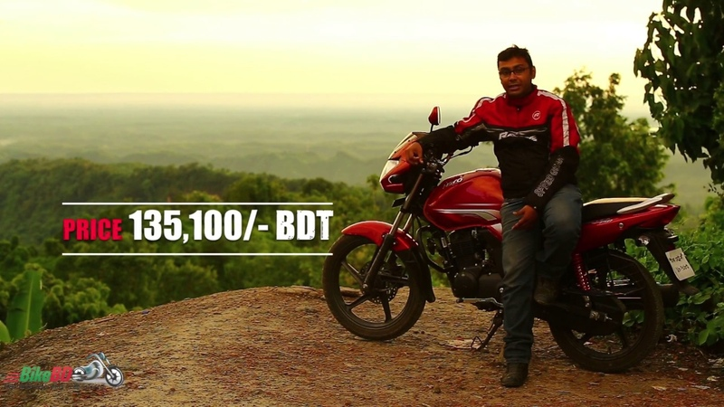 Hero Achiever 150 Review By Team BikeBD