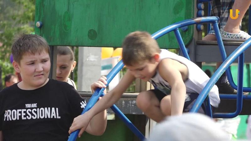 UTV У жителей уфимского села отобрали детскую площадку и отдали землю бизнесмену