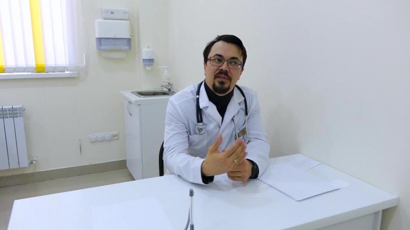 Врач аллерголог иммунолог Максеев Альфиз Рамзиевич