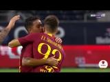 Барселона - Рома. Все голы Ромы! 01/08/2018