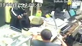 Robber gets big surprise when a clerk pulls out a machete