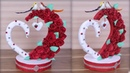DIY Paper Heart Showpiece DIY Gifts Ideas How to Make Paper Heart Showpiece